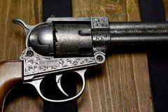 Оружие ковбоя стоковая фотография