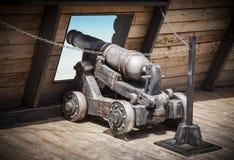 Оружие на колесах Стоковые Фотографии RF