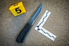 ???????????? ????? ???????????? Оружие, нож стоковая фотография rf