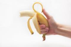 Оружие плодоовощ банана Стоковые Фото
