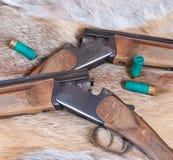Оружие ровн-скважины звероловства Стоковое Фото