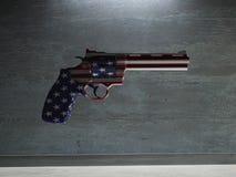 Оружие США бесплатная иллюстрация