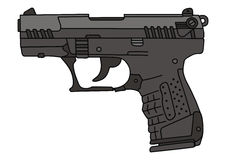 Оружие Стоковое фото RF