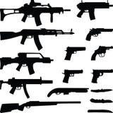 оружие Иллюстрация штока