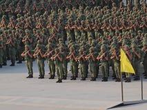 оружия воинов Стоковое фото RF