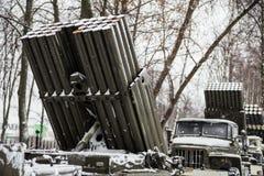 Оружия войны Стоковые Фотографии RF