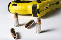 Оружия полиции стоковая фотография rf