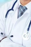 Оружия скрещивания доктора Стоковые Фотографии RF