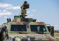 Оружия для армии Украины Стоковое Изображение RF