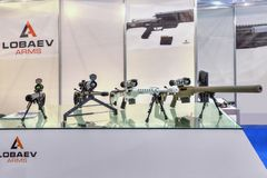 Оружия LOBAEV стоковое изображение rf