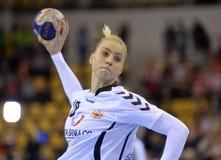 Орхус, турнир квалификации женщин олимпийский Стоковые Изображения RF