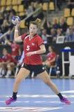 Орхус, турнир квалификации женщин олимпийский Стоковая Фотография RF