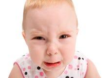 осадка младенца Стоковые Фотографии RF