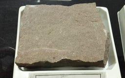 Осадочные породы песчаника стоковая фотография rf