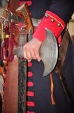 осада 1706 в сентябре reenactment turin Стоковое фото RF
