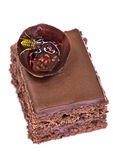 Оса ест варенье на торте Стоковые Фотографии RF