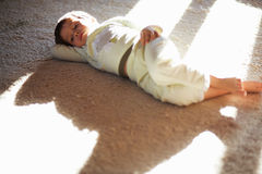 осадка малыша Стоковая Фотография
