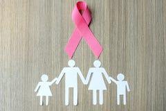 Осведомленность рака молочной железы стоковые изображения rf