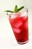 освежать коктеила напитка красный Стоковое фото RF