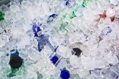 освежать холода напитков Стоковые Изображения RF