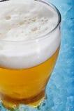Освежая пиво Стоковая Фотография RF
