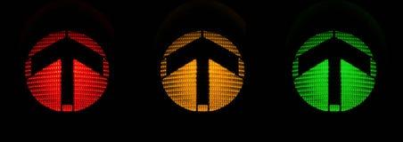осветите движение Стоковая Фотография