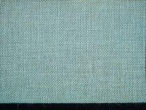 Осветите с текстурой точной горизонтальной темной нашивки естественной linen для предпосылки Стоковые Изображения RF