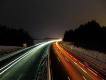 Осветите тропки Стоковая Фотография RF