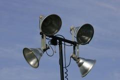 освещает место Стоковое Изображение RF