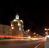 освещает ночу Стоковое Изображение RF
