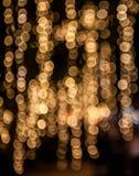Освещает предпосылку рождества Стоковые Фотографии RF