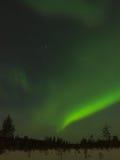 освещает северную Стоковое Изображение RF