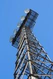 освещает стадион Стоковые Фотографии RF