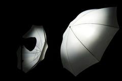 освещает студию Стоковое Изображение RF