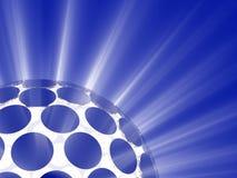 освещает сферу Стоковые Фотографии RF