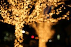 освещает улицу Стоковые Фотографии RF