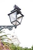 освещает улицу Стоковые Изображения RF