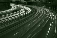 освещает улицу Стоковое Фото