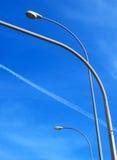 освещает улицу Стоковая Фотография
