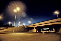 освещает улицу Стоковые Фото