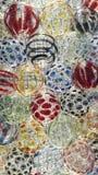 Освещать с стеклом шарика Стоковое Фото