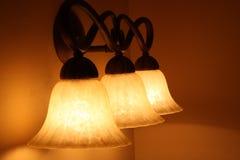 освещать теплый Стоковая Фотография RF