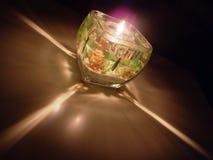 освещение бабочки вверх Стоковая Фотография RF