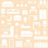 освещение мебели оборудования Стоковая Фотография RF