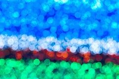 освещение нерезкости Стоковые Фотографии RF
