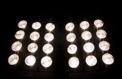 освещение оборудования Стоковое Изображение RF