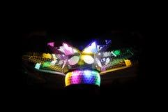 освещение оборудования Стоковое фото RF