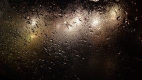 Освещение предпосылки падения воды стоковое фото rf