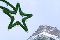 освещение рождества Стоковые Фото