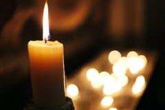 освещение Стоковая Фотография RF